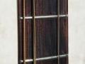 Fretboard Maton Tommy Emanuel model TE89 zwart.