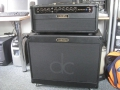 Denis Cornell Prototype Hank Marvin Amp. Circuit bevat gelijkenis met de originele Shadows AC30, buizenbezetting 5xECC83, ECC81, GZ34 en 4xEL84. gebouwd en ontwikkeld door Denis Cornell (Essex UK) in samenwerking met Hank Marvin, CBS-Arbiter, Digitech en Fender. Afgeblazen wegens geen match met productiekosten en verkoopprognoses.
