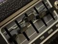 Blik op Mesa Boogie equalizer.
