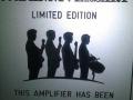 JMI 50th Anniversary AC30 T, JMI label.