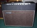 Jennings AC40 twin combo 1969 (Post Vox-JEI), gebruikt door Hank Marvin begin zeventiger jaren.