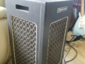 Jennings Gyrotone RT10 roterende speaker, zoals gebruikt door Hank Marvin in combinatie met een Jennings J40 versterker.