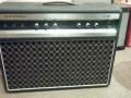 Jennings J40 1971, door Hank Marvin gebruikt in combinatie met een Jennings Gyrotone RT10 roterende speaker.