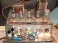 Selmer TV19 Auditorium 14 watt chassis, 2+1 ECC83, 2xEL84 en EZ81.