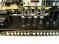 2007-2009 Classic Plus Amp AC100CPH, Korg China, chassis, AC30TB preamp, 4xEL34, 4xECC83, diode, spring reverb.
