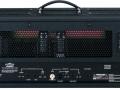 2007-2009 Classic Plus Amp AC50CPH, Korg China, back, AC30TB preamp, 2xEL34, 4xECC83, diode.
