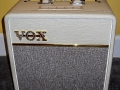 2012 Vox AC4C1-CM Cream, Tygon grillcloth, made in Vietnam, Celestion speaker VX10 10 inch.
