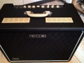 2013- Vox Night Train NT15C Combo 15 watt RMS, 3xECC83 plus 2xEL84, front.