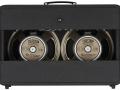 2013- Vox Night Train V212NT cabinet open back 2x12 inch Celestion G12H speakers.