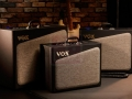 2016- Vox Analog Valve Series AV15, AV30 en AV60. Made in Vietnam.