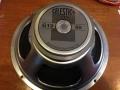 Celestion G12-65 12 inch, made in China, als gebruikt in de Vox Bruno Amps.