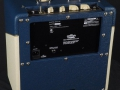 2014 Vox AC4C1-TV BC Two Tone Blue Cream Limited Edition, Korg China. back.