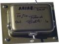 Ariab Simulatiepedaal voor early Shadows Sound Abbey Road in a box. Prototype door Roberto Pistolesi voor testdoeleinden verzonden naar Jim Nugent.