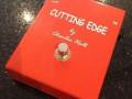 Cutting Edge-pedaal door Charlie Hall was de voorloper van het (Pistolesi) ARIAB pedaal en is eenvoudigweg een schakelbaar passief filter om niet Vox versterkers als AC15 te laten klinken.