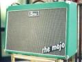Mojo amp 35 watt buizen van Roberto Pistolesi, front.
