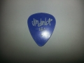 Plectrum Alan Jones: gebruikte Jim Dunlop USA L.