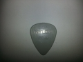 Plectrum Bruce Welch: gebruikte Jim Dunlop USA Nylon 0.60 mm.