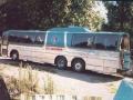 The Shadows Tour bus.