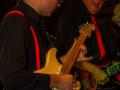Reunie Back to Tilburg, avondoptreden The Explosion Rockets, Joost (lead) en Hank (bas).