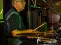 Reunie Back to Tilburg, middagoptreden Houston Alley, Jan (drums).