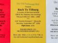 Tickets Reunie Back to Tilburg 29 sept 2018.