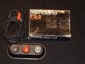 Roland FS3 footswitch met originele verpakking.
