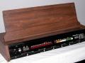 Het eerste product van Roland, de TR77 rhytmbox uit 1972.