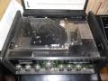 Roland Space Echo RE-150 koppenplaat met 2 weergavekoppen en spaghetti tapeloop van 4,50 mtr lang..
