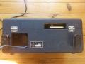 Roland Space Echo RE-201, achterzijde met originele beugels voor rackbevestiging.