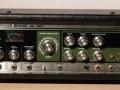 Roland Space Echo RE-201, later model met schroefbevestiging kap, front.