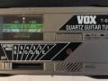 Vox guitar tuner T-600 ca. 1980.