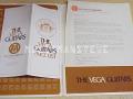 Vega catalogus 1976, brief en prijslijst.