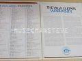 Vega catalogus 1976, specificatieblad.