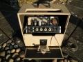 Open achterzijde Vox AC10 Cream 1960 Cream met Dick Denney EF86 circuit
