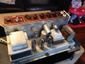 Vox AC10 Split Front Fawn 1962 Red Panel chassis.