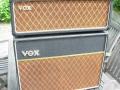 Vox AC10 Super Reverb Twin 1964 Piggy-back.