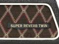 Vox AC10 Super Reverb Twin 1964 slant-top head, badge.