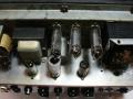 Vox AC10 Twin 1963-1964 buizenchassis met originele Mullard EL84 en EZ81 buizen.