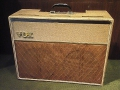 Vox AC10 Twin 1963, Fawn, Plastic handle.