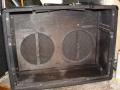 Vox AC10 Twin 1964 leeg cabinet.