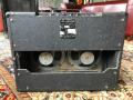 Vox AC10 Twin 1965, half open back met 2 Celestion CT 7442 10 inch 15 ohm Big Ceramic speakers (1970 vervangers).