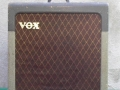 Vox AC 15 TV Front 1960 Two Tone, Brown grilcloth.