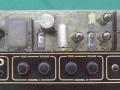 AC15 4 knops tweede 6 buizen chassis begin 1960 chassis. gelijkrichter EZ81, EF86, ECF82, ECC83 en 2xEL84. Vibrato-unit in backpanel.