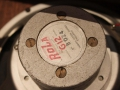 Vox AC15 Model AC1 TV Front mid-eind 1959, met first circuit, Rola G12 B024 speaker label ipv Goodmans.