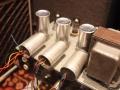 Vox AC15 Model AC1 mid-eind 1959, met first circuit, verzegelde vibrato onderdelen vervangen.