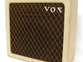 Vox AC15 TV Front Cream 1959, Jennings label. DIY Vox logo.