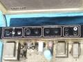 Vox AC15 TV Front Two Tone begin 1960, 2e EF86 6 buizen chassis, 4 knops, met klok model voltage selector, zonder tremolo circuit.