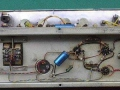 Vox AC15 TV Front Two Tone begin 1960, 2e EF86 chassis.