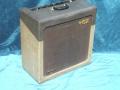 Vox AC15 TV Front Two Tone begin 1960, Grey Ribbed grillcloth (origineel JMI).