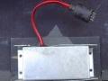 Vox AC15 TV Front Two Tone begin 1960, Vibravox unit.